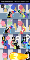 Stories of The Elements: The Grand Ceremony Part 3 by EmoshyVinyl