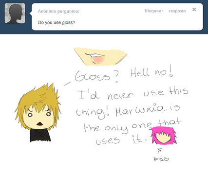 Ask Roxas 16 by MarquesD