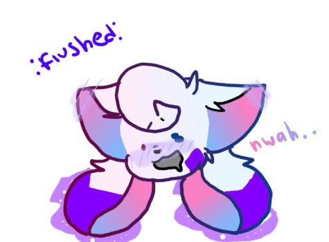 :flushed: :3 by vivascookies