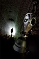 1st World War gas mask by G-freak