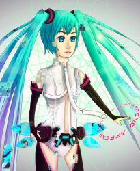 Hatsune Miku Append by Chowing