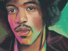 hendrix - working on by classina