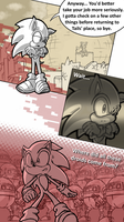 Sonic: Forces of the Maniacs #19 by Zack113