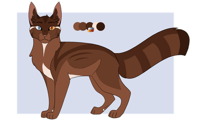 Sequoia by FoxTheRedCat
