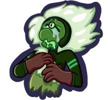Centipeedle by computerstickman