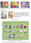 multicolor background part 2 by dragonflywatercolors