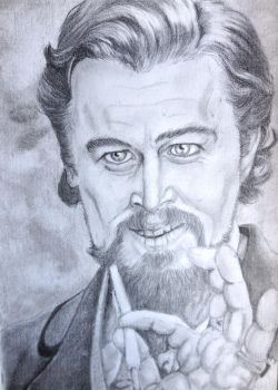 Leonardo DiCaprio by opgezwolle