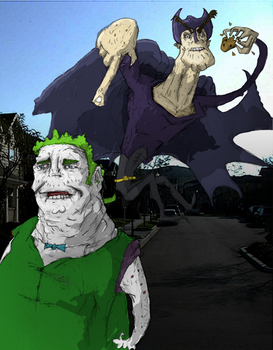 The Joker is a horrible dude by inappropriatenudging