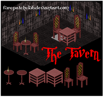The Tavern by furcpatchclub