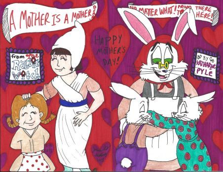 A Mother Is A Mother [2018 / with Rabbit Witch] by JCSStudio