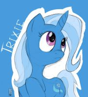 Trixie's hope by Inkwel-MLP