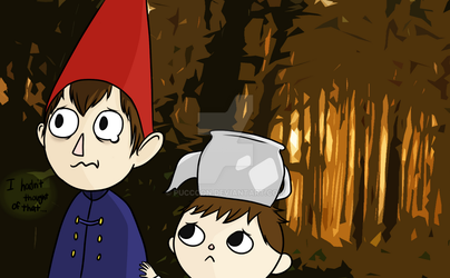 Wirt And Greg by Puccoon