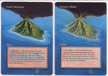 volcanic islands - altered mtg by eddy-pochy
