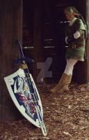 Waiting in the stables by fae-photography