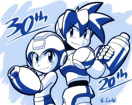 30 and 20 by rongs1234