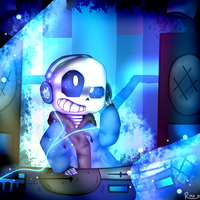singtale sans-let's get this party STARTED! by rainbow223