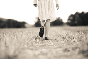 I'll walk miles... Day 35 by escaped-emotions