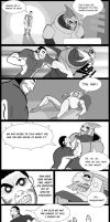 Mass Effect Got a Minute? by macawnivore