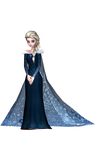 Queen elsa by frede15