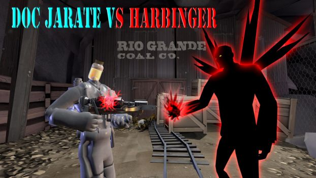 (Movie cover) Harbinger vs doc jarate by commanderjonas