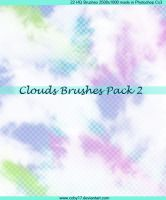 Clouds HQ Brushes Pack 2 by Coby17