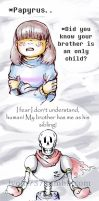 Undertale - The Only Child by lyoth737