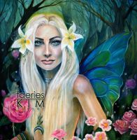Woodland Faerie EmJay by Iluvfaeries