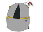 Roark, The Really Round Rock-Type Trainer by Manpersonguy