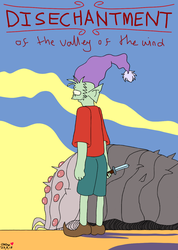 Disenchantment of the Valley of the Wind 1984 by GMDay