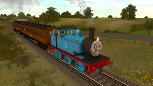 Thomas MK2 by WarshipNo10