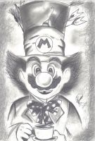 Mario in Wonderland by Ronstadt