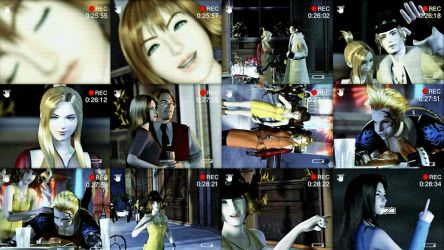 Final Fantasy VIII Selphie Camcorder by marblegallery7