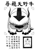 Appa Wanted Poster by beyfong