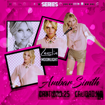 +AMBAR SMITH PACK PNG |001| LESLIEDELUQUE by LeslieMoonlight