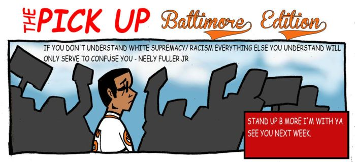 The Pick up Baltimore edition by RWhitney75