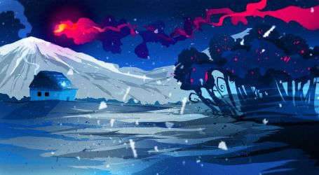 speed painting 04 by ryky