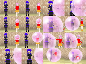 [Commis] play with bubble gum by sunnyDg