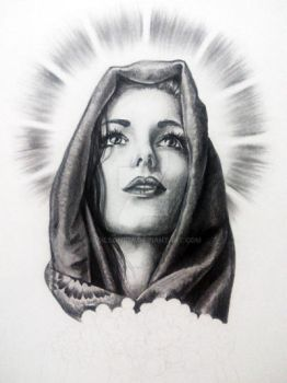 Holy Mother - WIP by EdilsonR74