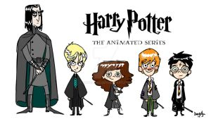 Harry Potter and the Animated Series by daveau82