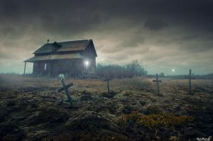 House of Silence by noro8