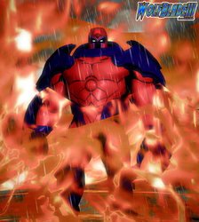 Know My Name and Fear It! I AM ONSLAUGHT!!! by WOLFBLADE111