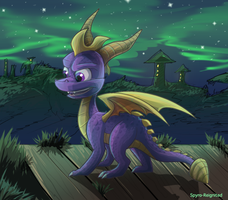 Green Horizon by Spyro-Reignited
