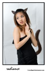 .::CatGirl::. by WolfGurll