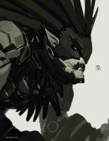 Street Fighter by Robotpencil