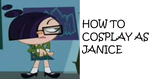How to Cosplay as Janice by Prentis-65