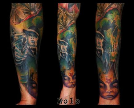 sleeve part 1 by Molo84