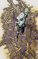 NYC MECH 2_cover by EricCanete
