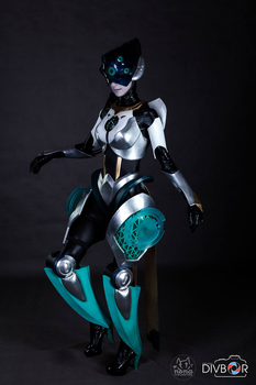 Program Camille cosplay by NONAindustries