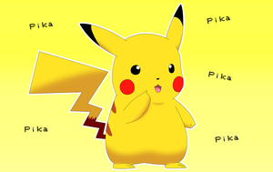Pika Pika Pika Pika Pika by Alex13Art
