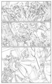 Betty Wicked Pg13 Pencils by wici
